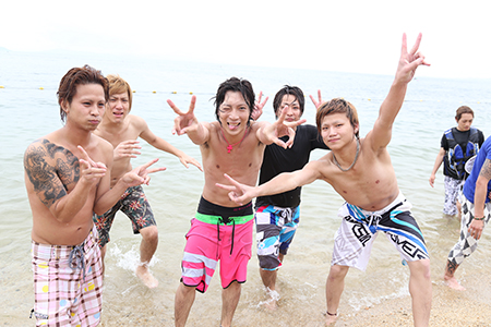 G.O.Group in 琵琶湖